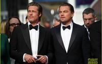Choáng với ảnh Brad Pitt và Leonardo hiện tại và 30 năm trước: Vẫn xứng danh cặp tài tử 'sát gái' nhất Hollywood!