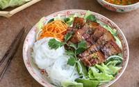 Cách làm món bún thịt chiên, bữa tối vừa nhanh lại vừa ngon