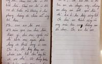 Lá thư tuyệt mệnh của nữ nhân viên nhảy cầu Bãi Cháy tự tử trong đêm viết gì?