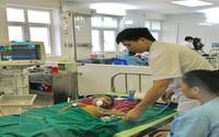 Uống thuốc lá để hạ sốt, bé trai 5 tuổi ở Nghệ An bị suy gan cấp, sốc nhiễm trùng