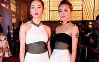 Gu thời trang đẳng cấp của các cặp chị chị em em chất nhất showbiz