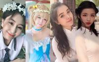 4 hot girl sinh năm 2001 sẵn sàng đối mặt với kỳ thi THPT quốc gia