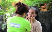 Đảo Thạnh An và một ngày 'tắm' trong hoạt động cộng đồng