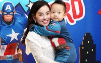 """Thấy con trai Ly Kute quá dễ thương, Quế Ngọc Hải liền nhận ngay làm con rể nhưng phản ứng của """"bà thông gia"""" mới bất ngờ"""