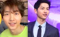 Áp lực hôn nhân với Song Hye Kyo khiến Song Joong Ki rụng tóc tới hói đầu