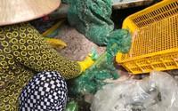 Kỳ lạ thương lái tranh mua vảy cá ở miền Tây với giá rất cao