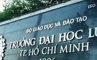 ĐH Luật TP.HCM nói gì về hai phó trưởng khoa từ chức?