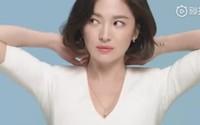Song Hye Kyo trở về sau kỳ nghỉ bí mật ở Bali