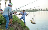 Sớm câu cá, chiều thả diều: Cuộc sống trong mơ tại Vinhomes Ocean Park