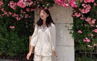 10 set đồ với áo blouse trắng dưới đây sẽ là cẩm nang mặc đẹp cho các chị em công sở suốt hè này