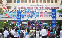 Điểm chuẩn vào trường THPT Chuyên Đại học Sư phạm