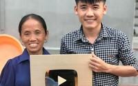 'Bà Tân Vlog' được bật tính năng kiếm tiền trên YouTube nhưng con trai lại kêu oải!