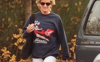 Công nương Diana đã dùng 'chiêu' nào để ngăn cánh săn ảnh mỗi khi đi tập gym