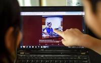 Chính trị gia gây xôn xao vì livestream với tai mèo