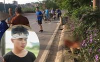 """Con trai của nữ công nhân xấu số bị tài xế taxi đâm tử vong ở Hà Nội: """"Nhà chưa kịp xây mà mẹ đã đi rồi..."""""""