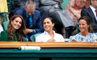 Thực hư chuyện Meghan Markle tự ý bỏ về, để mặc chị dâu Kate một mình khi cả hai cùng xem trận đấu quần vợt đang gây xôn xao dư luận