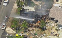 Nổ khí gas tại Nam California, 16 người thương vong