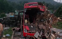 Khởi tố vụ tai nạn thảm khốc làm 41 người thương vong ở Hòa Bình