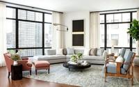 Một phòng khách hoàn hảo phải có thiết kế như thế này