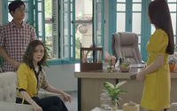 Những nhân viên gương mẫu tập 7: Liên đối đầu căng thẳng với Nguyệt, vợ cũ Tổng biên tập gây rối