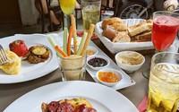 Săn lùng những quán cà phê có thực đơn 'brunch' sang, xịn ở TP.HCM