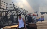 Làm cháy nhà xưởng, chủ thầu và thợ hàn phải đền 104 tỷ đồng