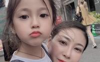 Mẹ con Hoa hậu Hà Kiều Anh khám phá chợ cá Tsukiji