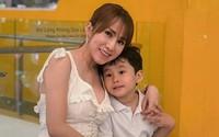 Ngọc Châu 'Mây Trắng' 6 năm nuôi con một mình