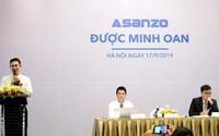 """Chưa có kết luận thanh tra, Asanzo tổ chức họp báo tự tuyên bố """"được minh oan"""""""