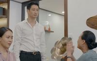 Hoa hồng trên ngực trái tập 9: Thái muốn ly hôn Khuê, cái thai trong bụng Trà là của Thái hay con trai thầy bói?