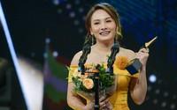 """VTV Awards 2019: Bảo Thanh nói gì khi """"qua mặt"""" Thu Quỳnh giành giải """"Diễn viên nữ ấn tượng""""?"""