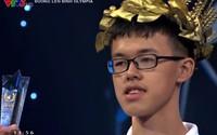Nam sinh giành vé cuối cùng vào chung kết Đường lên đỉnh Olympia năm 2019