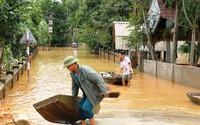Hội đồng hương Hà Tĩnh tại Hà Nội phối hợp Báo Gia đình và Xã hội kêu gọi chung tay giúp đỡ đồng bào bị bão lụt