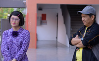 Thanh Thúy xung đột với Đức Thịnh trong phim