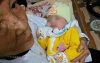 """Bé gái xinh xắn 2 tháng tuổi bị bỏ rơi ven đường kèm lá thư """"ai nhặt được nuôi giúp tôi"""""""