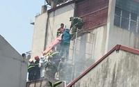 Hà Nội: Điều tra vụ cháy ở quán cafe khiến 2 người tử vong