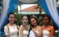 5 lưu ý giúp bạn đẹp sương sương khi đi dự đám cưới cô bạn thân