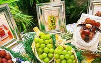 4 loại nho giá tiền triệu tại Việt Nam