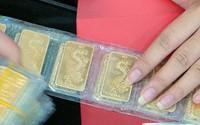 Giá vàng lao dốc,  có nơi giảm 500.000 đồng