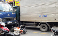 """TP.HCM: Tài xế và phụ xe liên tục hét """"mất thắng"""" trước khi gây tai nạn liên hoàn khiến 2 người thương vong"""