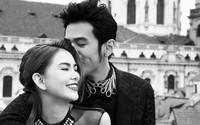 """Cách yêu của người giàu: Châu Kiệt Luân khiến cả Cbiz """"dậy sóng"""" khi dùng máy bay để """"vẽ mây"""" tỏ tình với bà xã"""