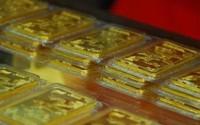 Giá vàng tăng vọt vì Mỹ - Trung