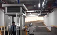 Giả làm thợ hồ vào trộm xe trong chung cư cao cấp ở TP HCM