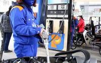 Giá xăng dầu giảm nhỏ giọt
