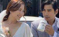 Ngọc Lan vẫn giữ ảnh cưới với Thanh Bình trên trang cá nhân