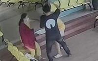 Tài xế beCar hành hung phụ nữ trong bệnh viện ở TP.HCM