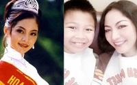 Tuổi 45, chồng mất, Hoa hậu Thiên Nga sống bình lặng trên đất Mỹ sau 24 năm giành vương miện