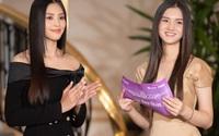"""""""Người đẹp Nhân ái"""" của Hoa hậu Việt Nam 2020 bắt đầu hành trình với nhiều dự án liên quan đến y tế"""