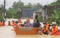 Bộ Y tế gửi công điện triển khai công tác y tế ứng phó mưa bão ở miền Trung