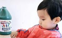 Con trai kháu khỉnh của Phạm Hương đón Halloween
